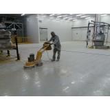 aplicação de epóxi em piso industrial