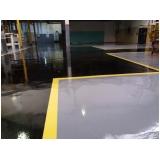 aplicação epóxi piso industrial custo Taubaté