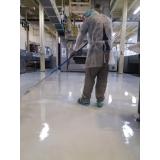 aplicações de epóxi em pisos industriais Taubaté