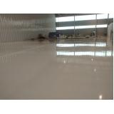 comprar revestimento epóxi de piso industrial Cunha