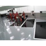 empresa de piso epóxi para garagem Santo Antonio do Pinhal