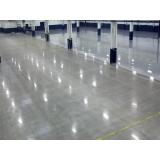 lapidação de piso de concreto Guararema