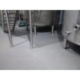 piso industrial uretano Diadema