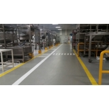 pisos industriais autonivelantes Diadema