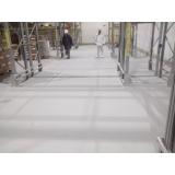 pisos industriais brancos Guararema