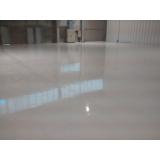 piso industrial galpão