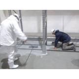 piso para área industrial