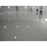 projeto de piso industrial
