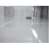 revestimento epóxi de piso industrial custo Ferraz de Vasconcelos