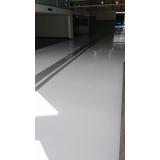revestimento epóxi piso industrial custo Guaratinguetá