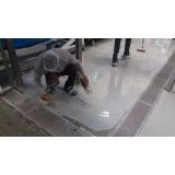 venda de revestimento poliuretano em pisos Cidade Mãe do Céu